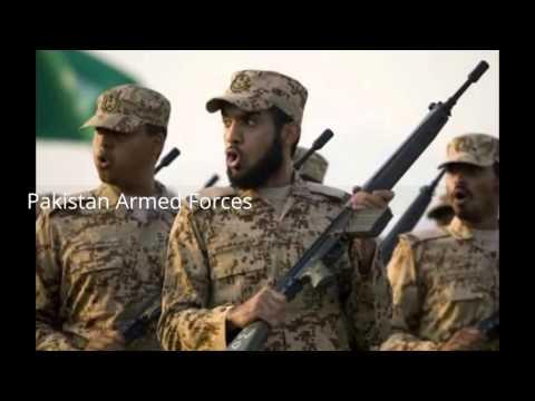 Armed Forces of Saudi arabia Power of muslims