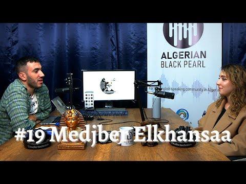 The Goodfolks podcast - #19 Medjber Elkhansaa