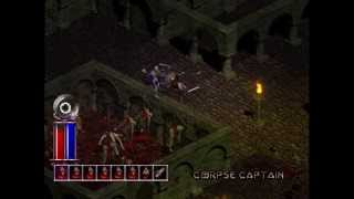 Diablo 1 The Butcher (PS1 version)