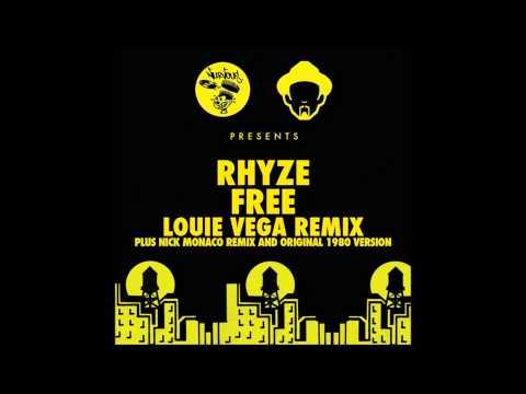 Rhyze - Free (Louie Vega Main Remix)