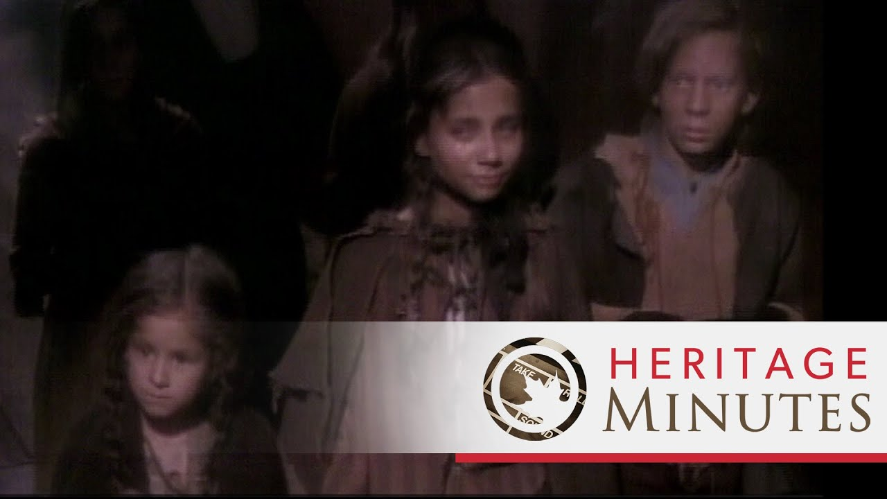 Heritage Minutes: Orphans