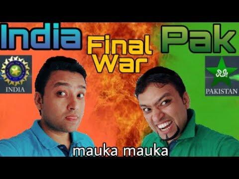 India Vs Pakistan | Mauka Mauka | Bhopal Ki Vines