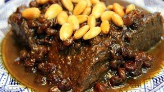Mrouzia - Sweet Lamb Tagine Recipe - CookingWithAlia - Episode 342