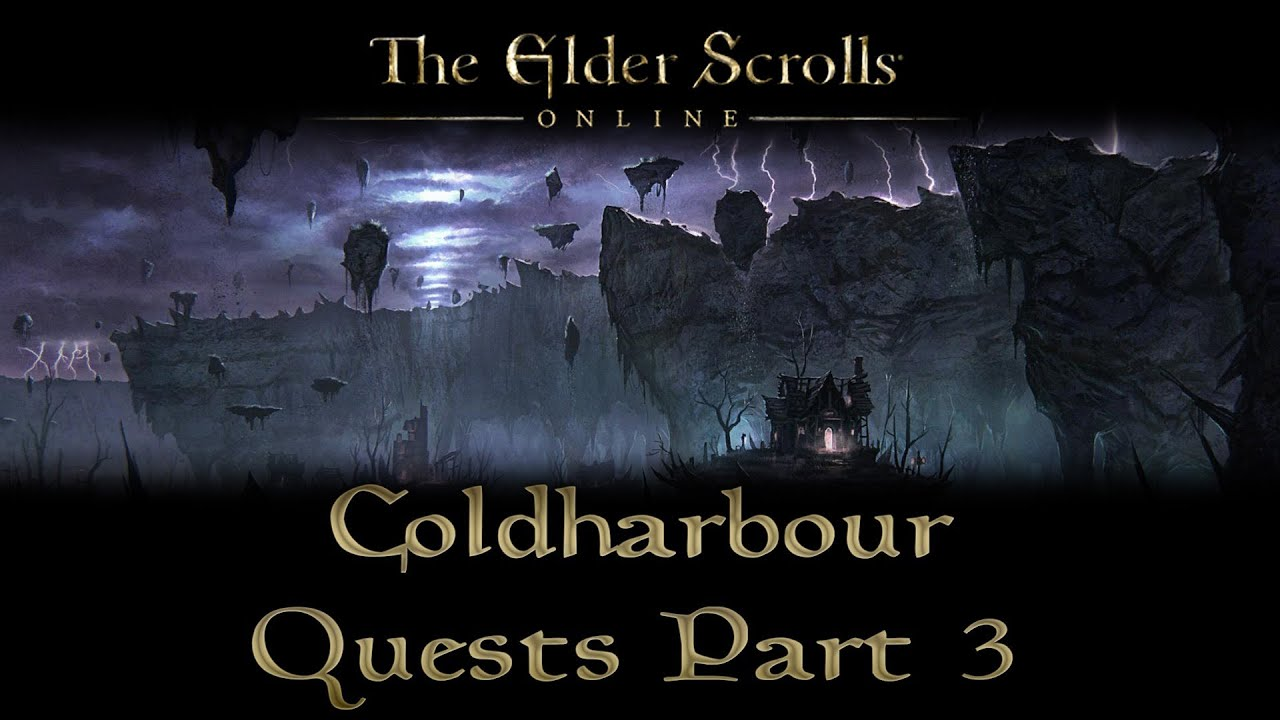 how to get to coldharbour eso daggerfall