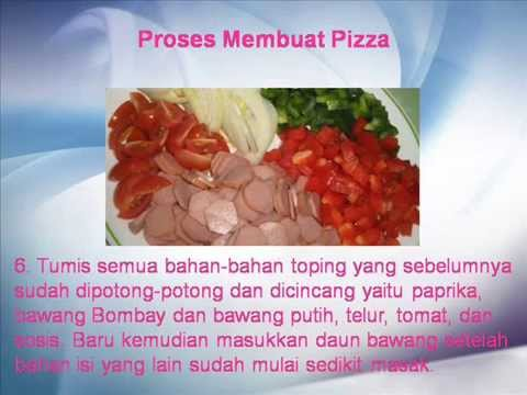 Cara Membuat Pizza Youtube