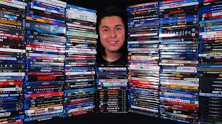 ASMR | My ENTIRE Movie Collection! (2 HOURS+)
