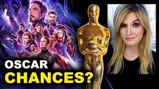 Avengers Endgame Oscars - Best Picture, Best Actor?