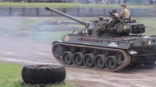 M18 Hellcat Tank Destoyer - Tankfest 2016