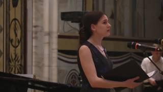 София Цыганкова - Ария сопрано из оратории