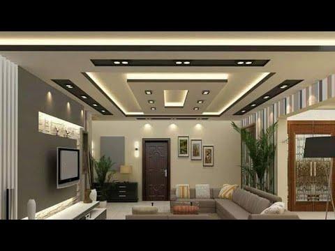 Plafon Rumah Mewah Modern