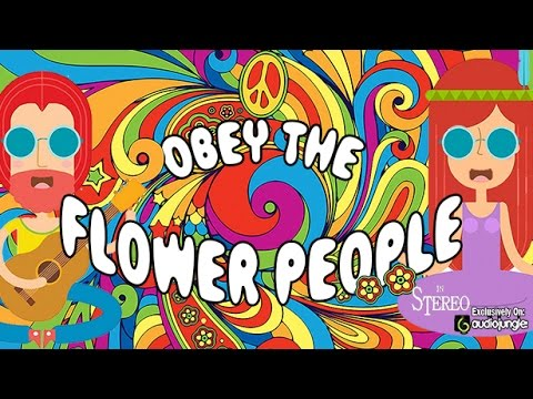 flower people royalty free music background classic 60 39 s hippie rock download mp3 wav. Black Bedroom Furniture Sets. Home Design Ideas