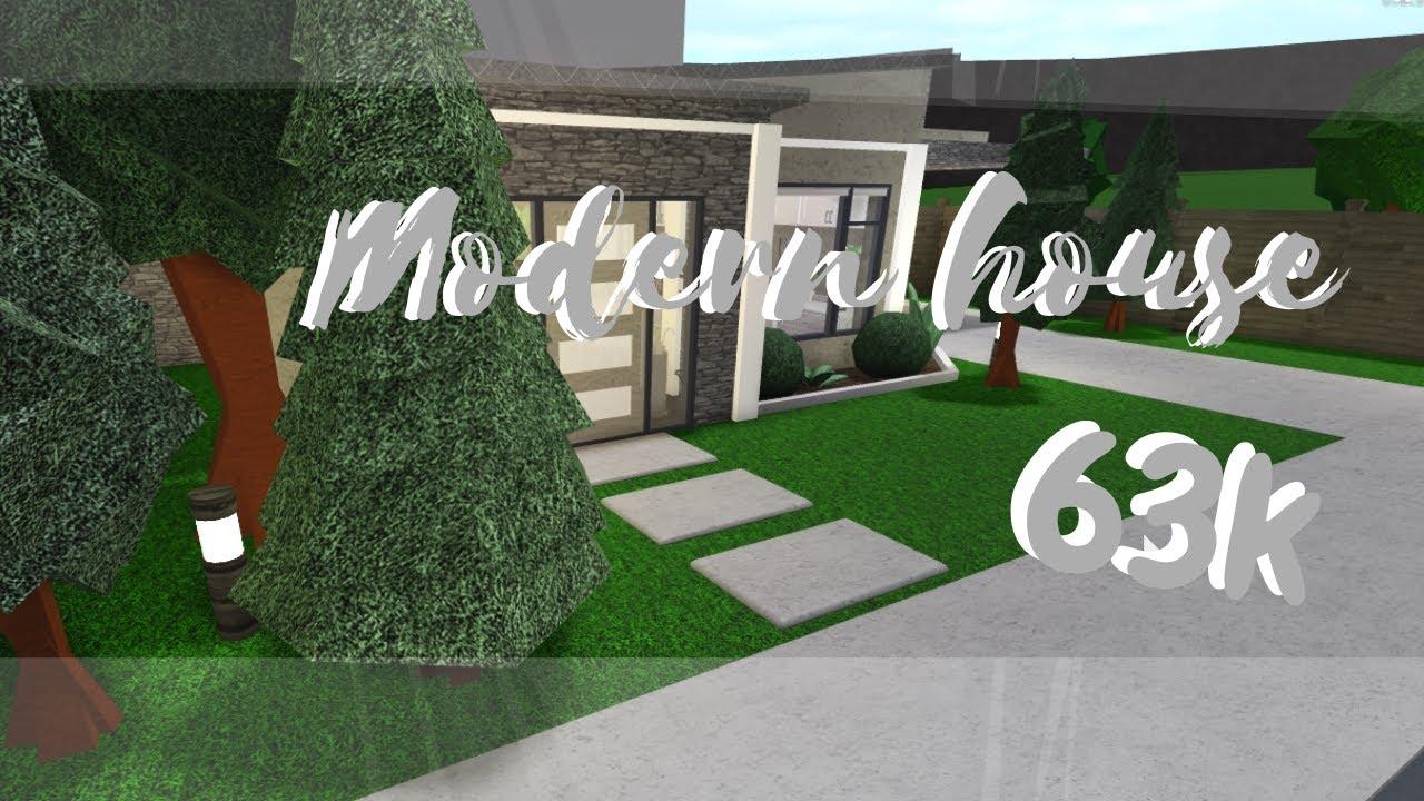 Download Bloxburg: Modern house (60k)
