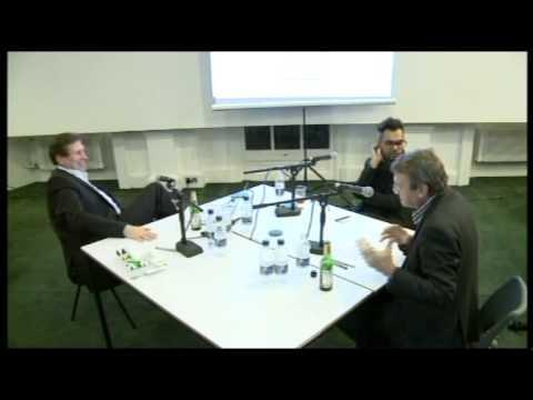Architecture of Failure - Mark Wigley & Brett Steele in Conversation - Part 1