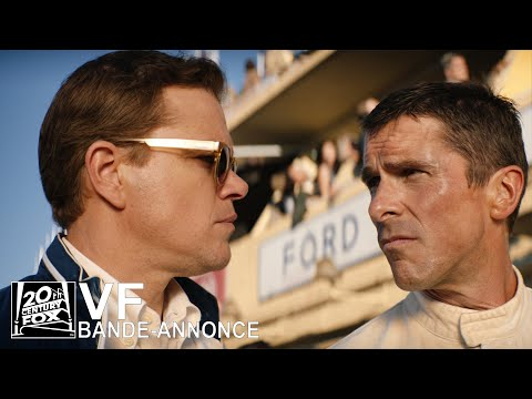 Ford Contre Ferrari VF | Bande-Annonce 2 [HD] | 20th Century FOX