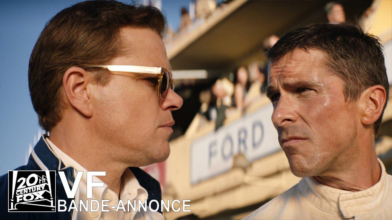 Ford contre Ferrari VF | Bande-Annonce 2 [HD] | 20th Century FOX
