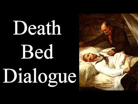Deathbed Dialogue Between Pastor Robert Shirra and Thomas Lister / Christian Audio Books