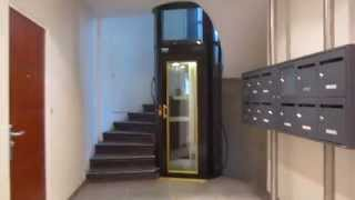 Beautiful Tiny KONE Traction Elevator in a apartment building @Brest FRA(, 2014-11-22T15:08:00.000Z)