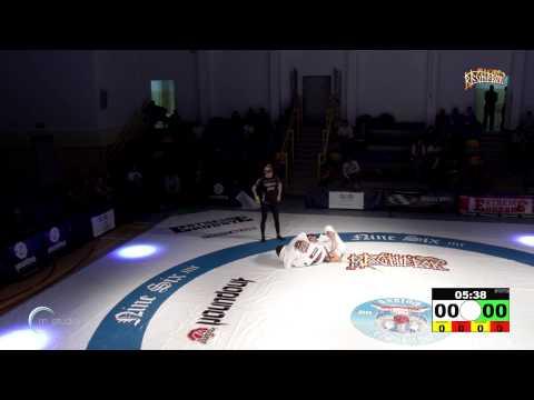 Ragnarok 5: Adam Wardziński vs Jarosław Ogiegło: Final 92 kg GI