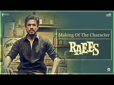 Raees | Making Of The Character Raees |...