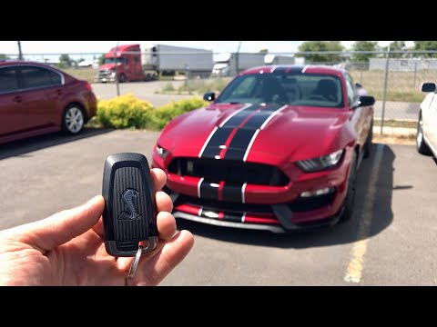 Tour around the 2018 Shelby GT350