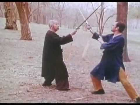 Cheng Man Ching - Tai Chi Sword Training