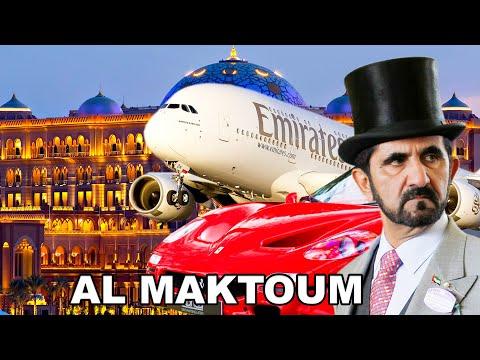 Download AL MAKTOUM, BILIONEA WA DUBAI ANAYEISHI KAMA YUPO PEPONI