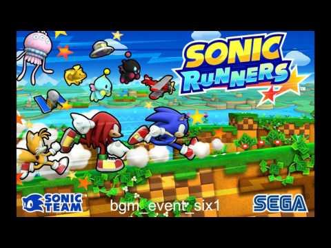 Sonic Runners Music   bgm event six1