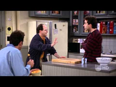 Seinfeld  George breaks up with Marlene  HD