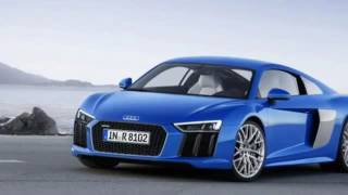 Audi Denies R8 Going Turbo series, sport cars video, sport cars