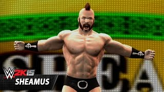 WWE 2K15 Community Showcase: Sheamus (Xbox 360)