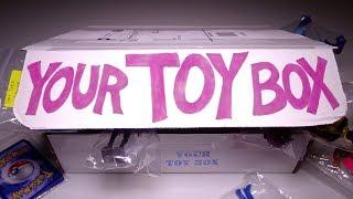 Відкриття: твоя іграшка коробка абонентська коробка! #11 червня 2019