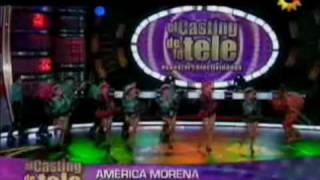 America Morena en Canal 13 (2)