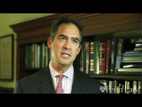 Derek Pew L'93 on value of Penn Law's cross-disciplinary opportunities