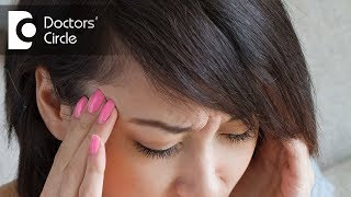 Can temporal bone injury lead to dizziness & foggy vision? - Dr. Sunita Rana Agarwal