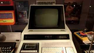 Commodore PET 1977, TI Speak & Spell, Sinclair ZX spectrum with Zilog  Z-80 processor
