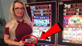 Come on 9 Blue Balls! Laycee Steele Dragon Rising Slots | Slot Ladies