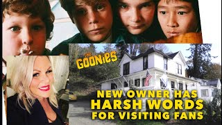 The Goonies House: Owner LOST IT!!!!