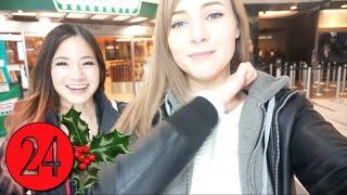 christmas eve in shibuya tokyo vlogmas in japan day 24