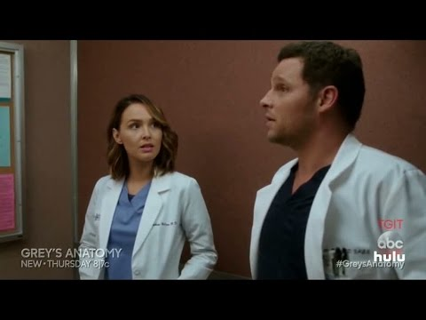 "GREY'S ANATOMY, SNEAK PEEK #1 | Grey's Anatomy 12x03 - ""I ..."