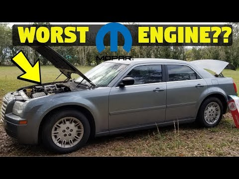 The WORST Mopar Engine Ever? Chrysler/Dodge 2.7L V6