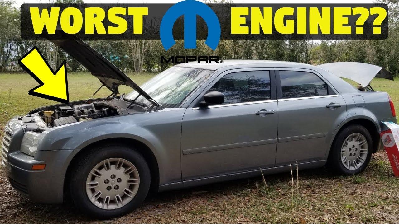 worst dodge engines The WORST Mopar Engine Ever? Chrysler/Dodge 1.1L V1