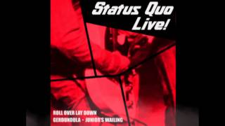 Status Quo: Roll Over Lay Down Live! EP 1975