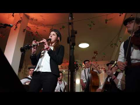 FROM EAST TO EAST     Klezmer music band // Brussels 2018  - II