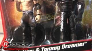 Christian & Tommy Dreamer WWE 2-Packs Series 4 Mattel Toy Wrestling Figures - RSC Figure Insider