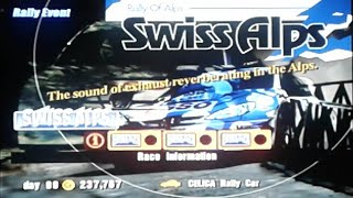 Gran Turismo 3: A-Spec - Part #26 - Swiss Alps Mountain (Rally)
