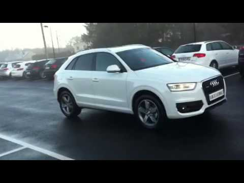 11254 audi q3 2 0 tdi 177 ch quattro stronic ambition luxe youtube. Black Bedroom Furniture Sets. Home Design Ideas