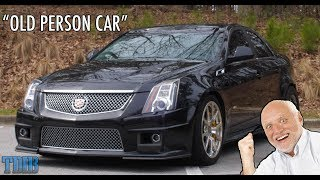 What Makes the Cadillac CTS-V So Freaking GREAT?