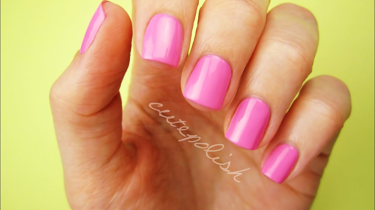 Shape Your Nails Perfectly Square! - YouTube