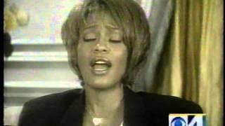 Whitney Houston - Clips from MTV / CBS
