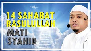 Kisah Mashur 14 Sahabat Baginda Mati Syahid - Ceramah Ustaz Wadi Anuar 2015